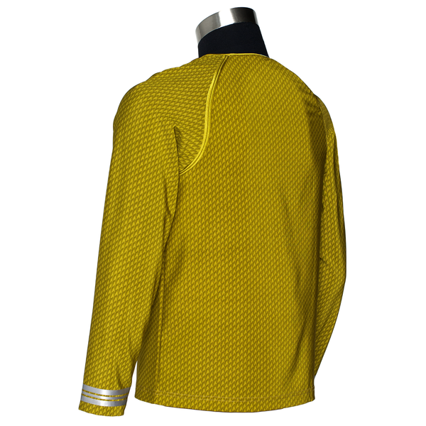STAR TREK™ : The Movie - Captain Kirk Replica Gold Tunic