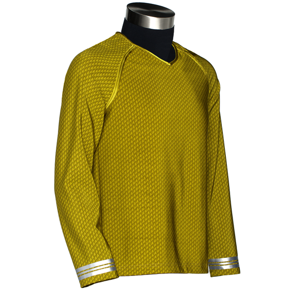 Star Trek: The Movie - Captain Kirk Replica Gold Tunic