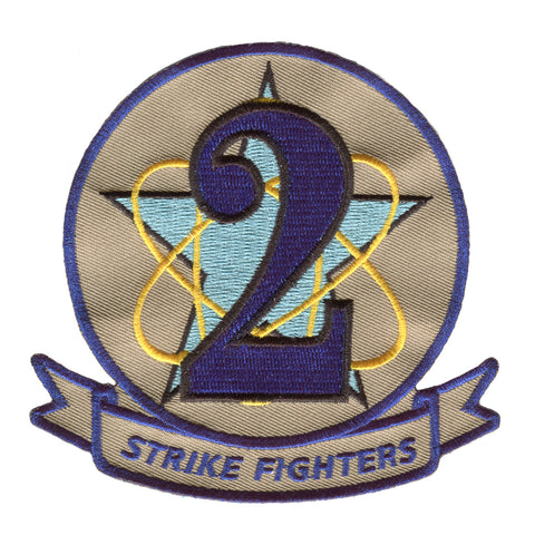 Battlestar Galactica Patch - 2nd Strike Fighters Squadron