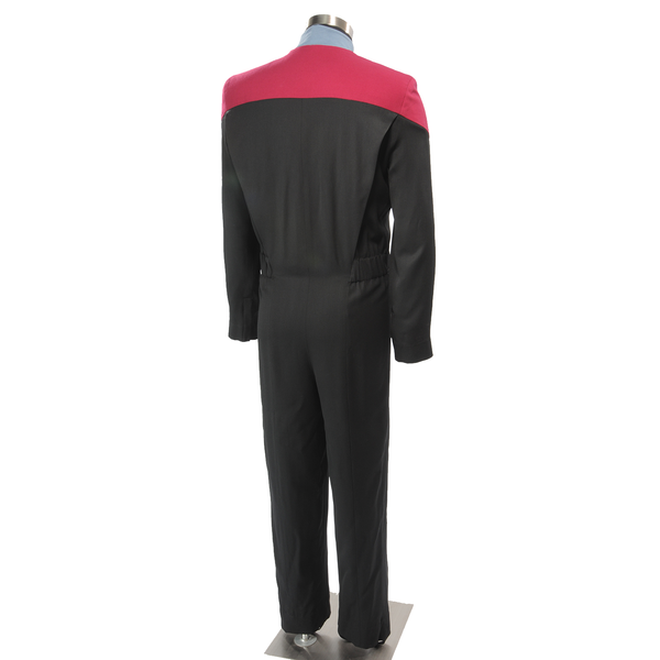 STAR TREK: THE NEXT GENERATION-Era Starfleet Uniform Jumpsuit (Pre-Order)