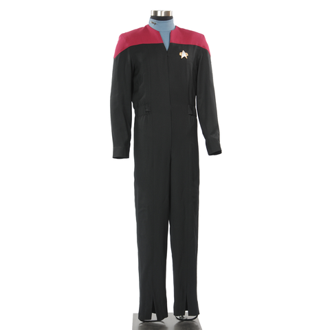 STAR TREK: THE NEXT GENERATION-Era Starfleet Uniform Jumpsuit