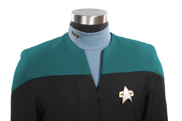 Star Trek: Deep Space Nine / Voyager Starfleet Uniform Jumpsuit