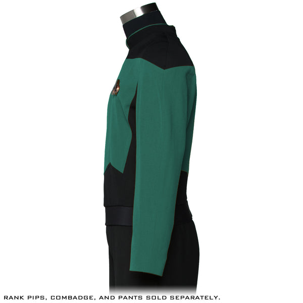 STAR TREK™: THE NEXT GENERATION - Premier Line Sciences Green/Teal Tunic