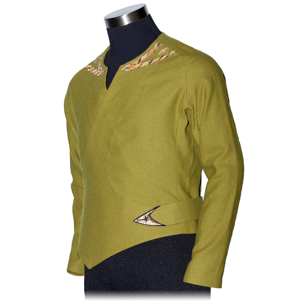 STAR TREK™: THE ORIGINAL SERIES - Captain Kirk Green Wrap - Season One (Pre-Order)