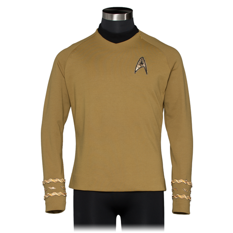 Star Trek: The Original Series - Captain Kirk Command Tunic - Standard Line