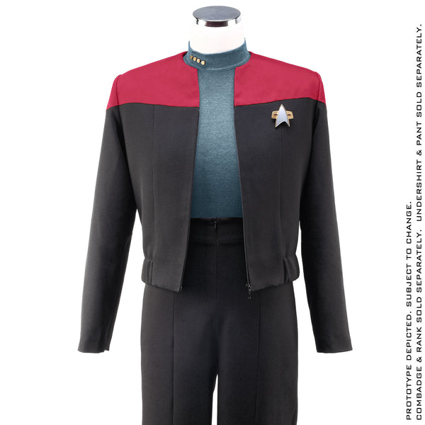 STAR TREK™: DEEP SPACE NINE / VOYAGER - Starfleet Uniform Jacket - Standard Line