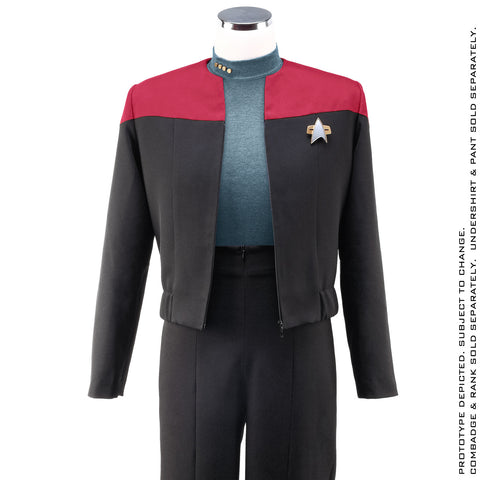 Star Trek: Deep Space Nine / Voyager Starfleet Uniform Jacket - Standard Line