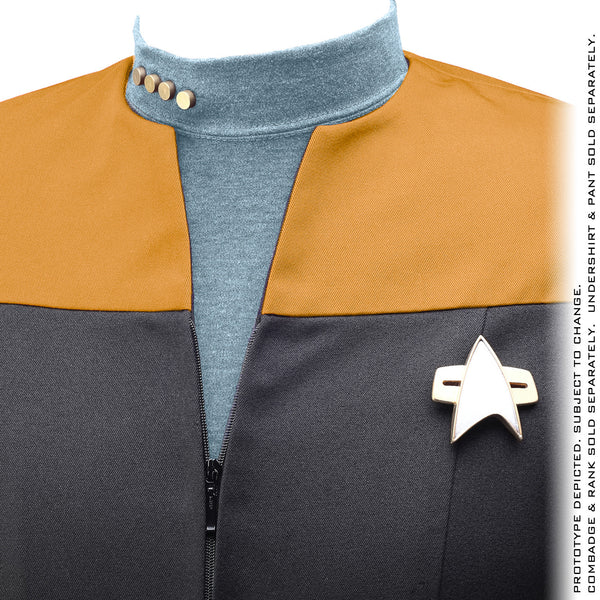 Star Trek: Deep Space Nine / Voyager Starfleet Uniform Jacket - Standard Line (LIMITED STOCK)