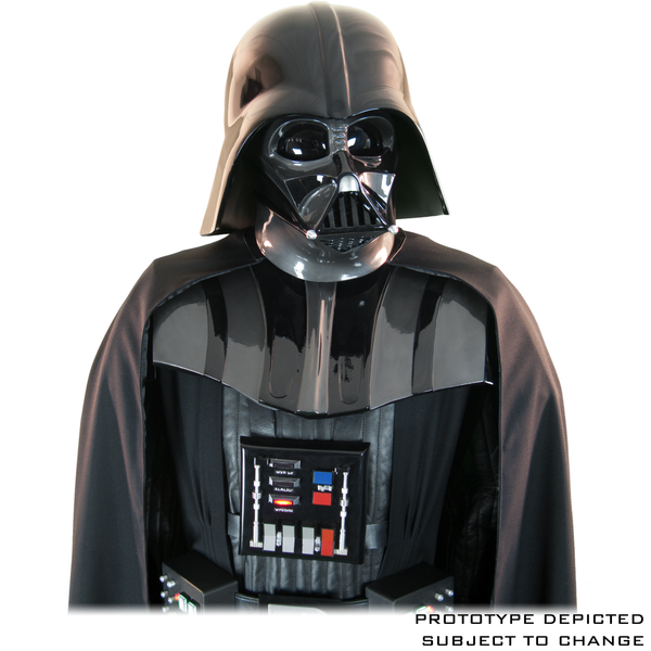 STAR WARS™: THE EMPIRE STRIKES BACK Inspired Darth Vader Wearable Costume Ensemble (Pre-Order)