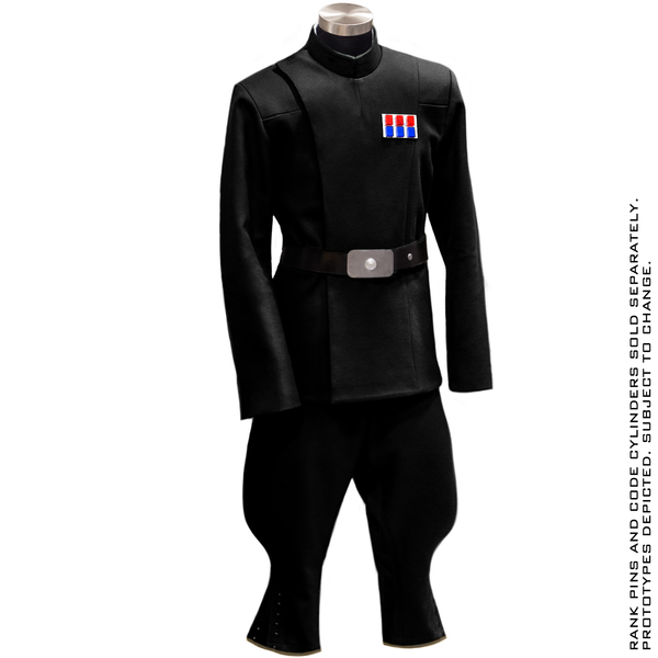 STAR WARS™ - Imperial Officer - Black Uniform Package - Premier Line (PRE-ORDER)