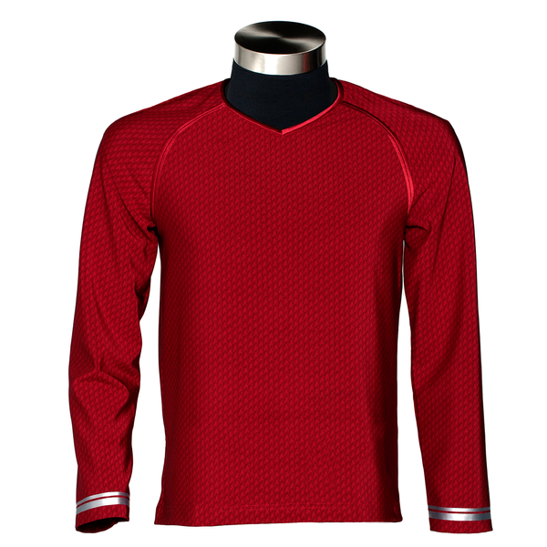 STAR TREK™ : The Movie - Scotty Replica Red Tunic