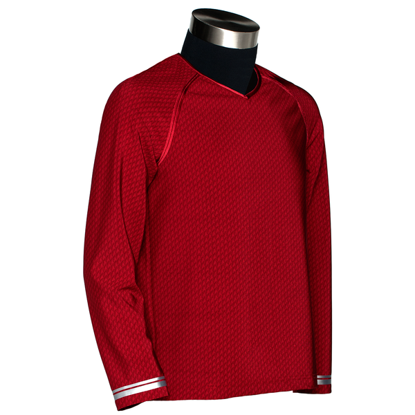 Star Trek: The Movie - Scotty Replica Red Tunic