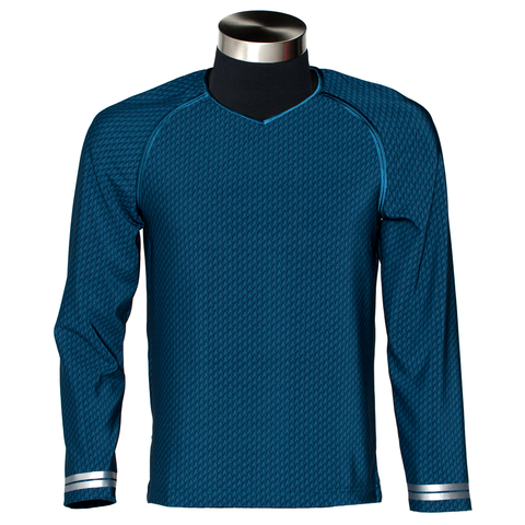 STAR TREK™ : The Movie - Spock Replica Blue Tunic
