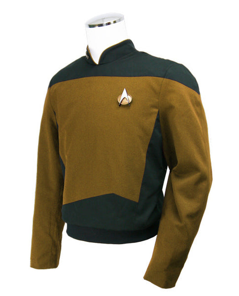 Star Trek: The Next Generation - Services Gold Tunic - Standard Line