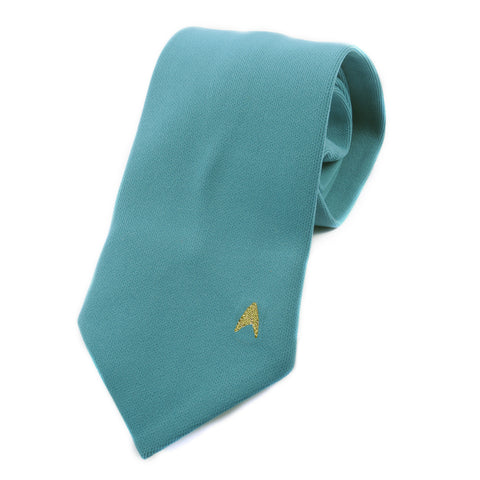 Star Trek TOS - Men's Novelty Necktie - Sciences Blue