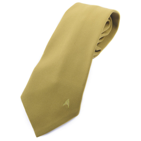 Star Trek TOS - Men's Novelty Necktie - Command Gold