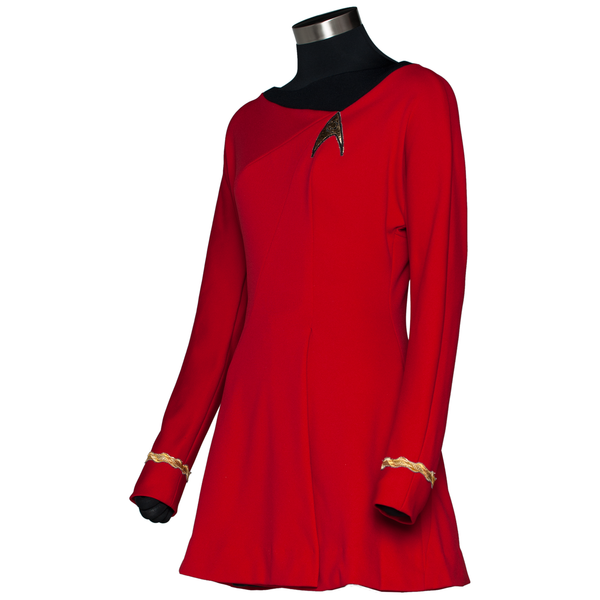 Star Trek: The Original Series Season 3 Premier Line Operations Uniform Dress