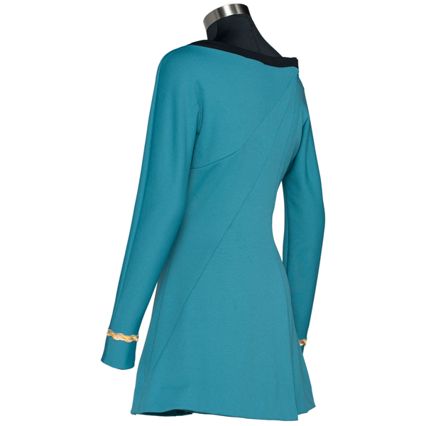 STAR TREK™: THE ORIGINAL SERIES Season 3 Premier Line Sciences Uniform Dress (Pre-Order)