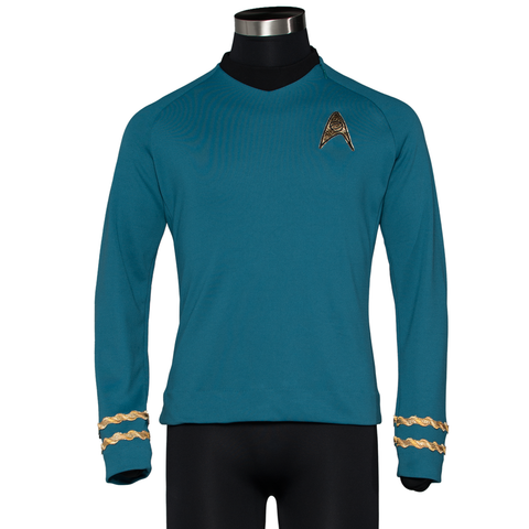 Star Trek: The Original Series - Spock Sciences Tunic - Standard Line