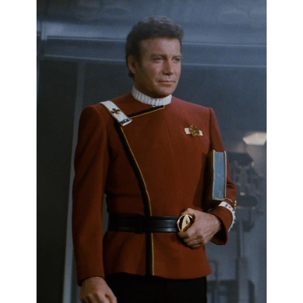 STAR TREK™: THE WRATH OF KHAN Admiral Kirk v1.0 - Standard Ensemble