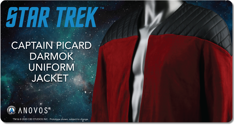 Star Trek Beyond Uniforms