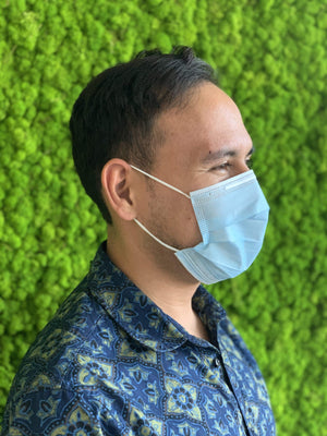 Surgical mask type 2R medical | TÜV certificate - Care4Health