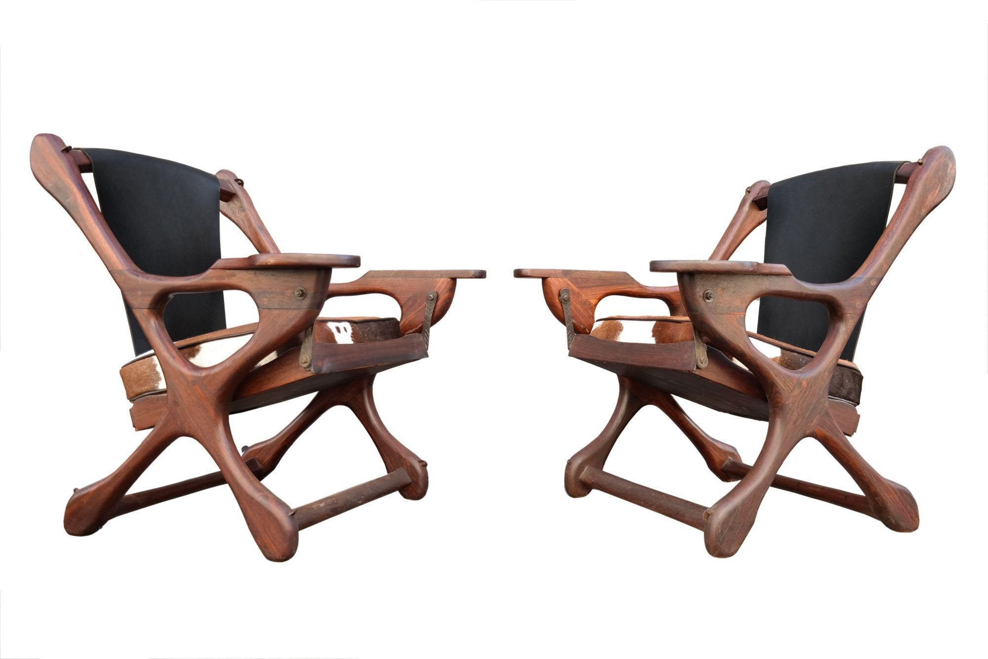 sc 1 st  The Wooden Palate & Don Shoemaker Sling Chairs - The Wooden Palate
