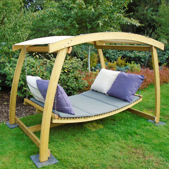 Serena Double Swing Bed