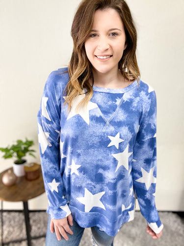 STAR BRIGHT LONG SLEEVE