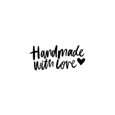 Handmade With Love Stamp - Woodruff and Co
