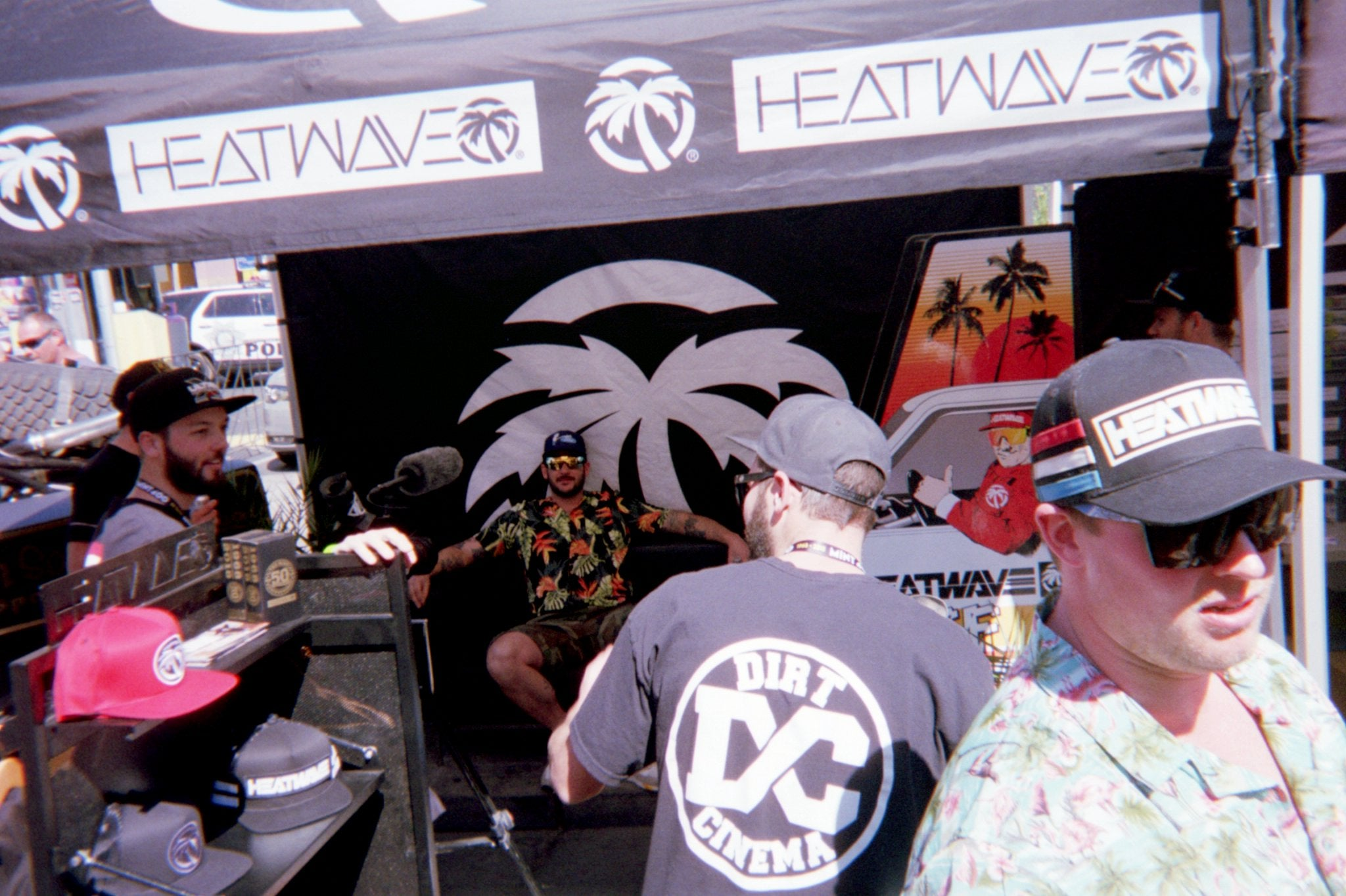 Heat Wave Interview 2