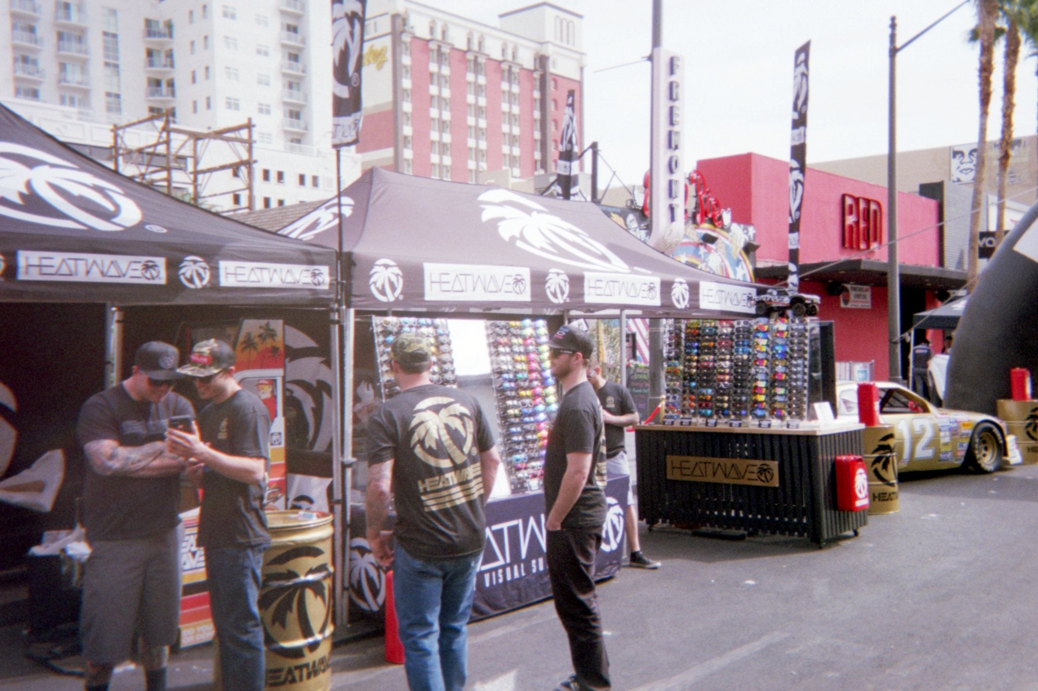 Heat Wave Booth Fremont