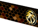 Brown Snake Gold Emblem