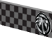 Checker Black On Grey