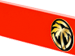 Red with Gold Emblem