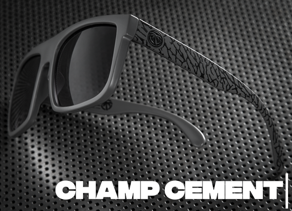 Cement sunglasses