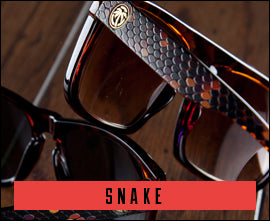 Snake Skin Series Sunglasses