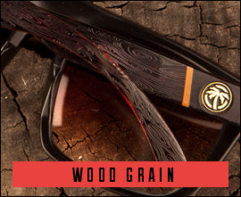 Wood Grain Series Sunglasses