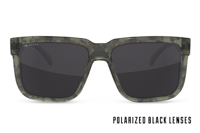 Avenue Sunglasses: Granite