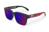 Apollo Sunglasses: Neon Palm Customs