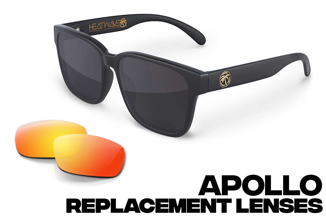 Apollo: Replacement Lenses