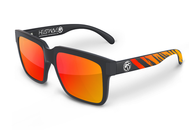 Continental Sunglasses: Black Fireblade Customs