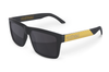 VISE Sunglasses: Gold Metal Customs