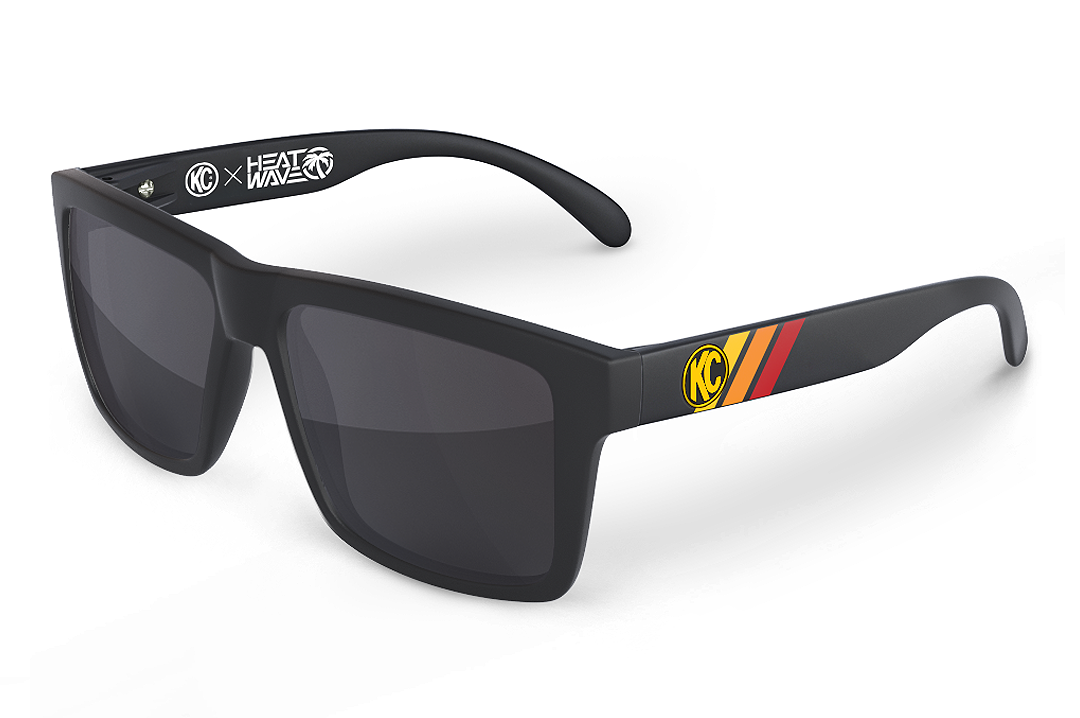 VISE Sunglasses: KC HiLiTES Customs