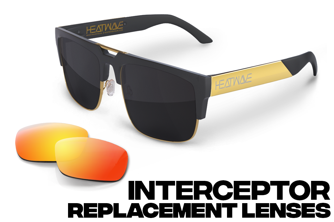 Interceptor: Replacement Lenses