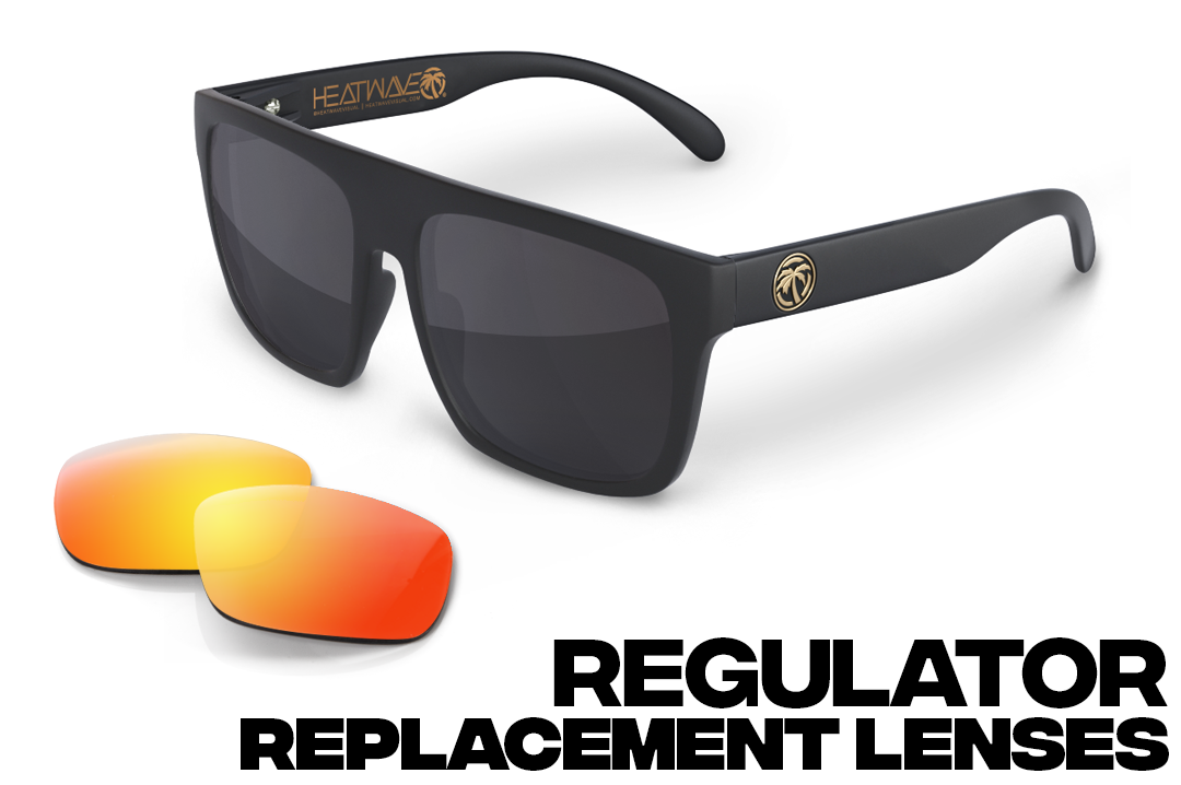 Regulator: Replacement Lenses
