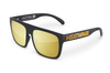 Regulator Sunglasses: Gold Billboard Customs