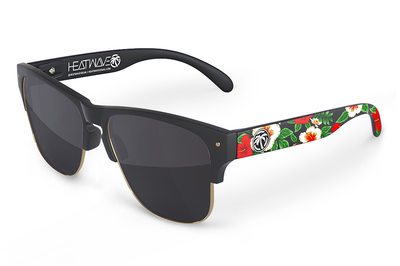 Roswell Sunglasses Gold: Hawaiian Customs