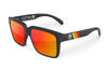 Continental Sunglasses Black: Turbo Classic Customs