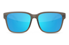Apollo Sunglasses: FROSTED SMOKE